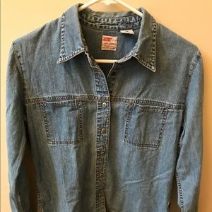 Vintage Levi Levi's Dry Goods Womens denim jacket